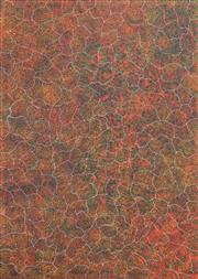 Sale 8401 - Lot 551 - Gracie Morton Pwerle (c1956 - ) - Bush Seed Dreaming 202 x 142cm