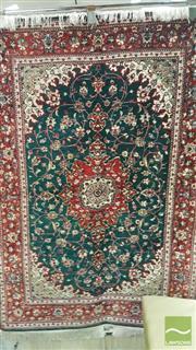 Sale 8375 - Lot 1065 - Persian Keyseri Tree of Life Rug (103 x 150cm) (certificate in office)
