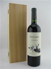 Sale 8439W - Lot 798 - 1x 2012 Familia Zuccardi Serie A Bonarda, Santa Rosa