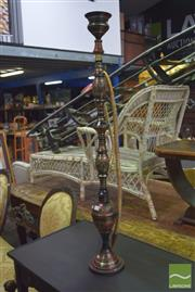 Sale 8390 - Lot 1140 - Floor-Standing Hookah Pipe