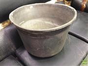 Sale 8412 - Lot 1032 - Copper Wash Tub
