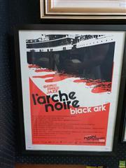 Sale 8645 - Lot 2012 - Artist Unknown - Free Jazz (Festival Suoni Per Il Popolo, 2008) 59 x 46.5cm (frame size)