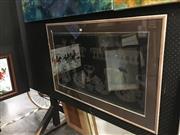 Sale 8752 - Lot 2045 - Framed Oriental Needlework