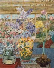 Sale 8847A - Lot 5002 - John Powell (1896-1974) - Still Life 81 x 64cm