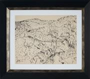 Sale 8908A - Lot 5039 - Desiderius Orban (1884 - 1986) - From Above the Valley 24 x 31 cm