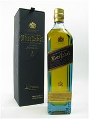 Sale 8290 - Lot 449 - 1x Johnnie Walker Blue Label Blended Scotch Whisky - 200ml in box