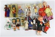 Sale 8384A - Lot 31 - Vintage World Dolls