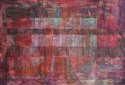 Sale 8773A - Lot 5075 - John Winch - Untitled, c1970 60 x 80cm