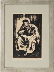 Sale 8794A - Lot 5086 - Ann De Kohary (1882 - 1979) - Islamic Scholar 29.5 x 19.5cm