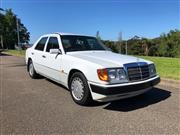 Sale 9080J - Lot 2 - 1992 Mercedes-Benz 300D Sedan