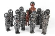 Sale 8403 - Lot 32 - Ceramic Baby Figures (14)
