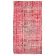 Sale 8761C - Lot 40 - A Vintage Turkish Damali Carpet, Hand-knotted Wool, 280x145cm, RRP $1650