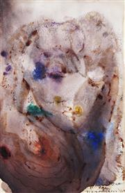 Sale 8773A - Lot 5076 - Francis John Dunham (1897 - 1986) - Untitled, 1956 18 x 12cm