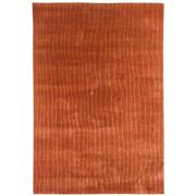 Sale 8910C - Lot 22 - India Rustic Stripes Carpet, 282x193cm, Handspun Wool & Silk
