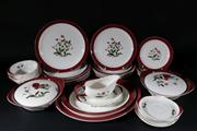 Sale 9010 - Lot 52 - Wedgwood Mayfield Dinner Service For Six