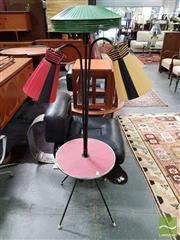 Sale 8493 - Lot 1076 - Retro Standard Lamp