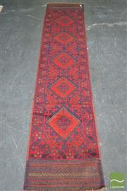 Sale 8515 - Lot 1014 - Persian Balouch Runner (270 x 60cm)