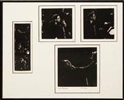 Sale 8655 - Lot 2060 - Lewis Morley (1925 - 2013) (4 works) - TW3, Fracas (Bernard Levin & David Frost from That Was the Week That Was) 16 x 16cm; 12.5 x 1...