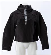 Sale 8910F - Lot 12 - An Alexander Wang sports jacket with hood, size 36