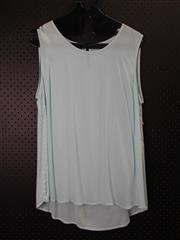 Sale 8514H - Lot 66 - Basler Aqua Sleeveles Top - UK size 16
