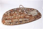 Sale 8681 - Lot 89 - Carved Cultural Story Board (L 130cm x H 75cm)