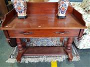 Sale 8831 - Lot 1031 - Late C19th Cedar Serving Table