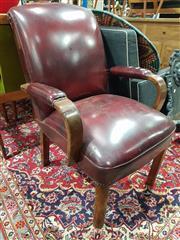 Sale 8863 - Lot 1065 - Art Deco Armchair