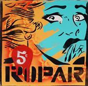 Sale 9041 - Lot 2044 - Dennis Ropar (1971 - ) - 5 cents, 36 x 36 cm