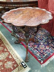 Sale 8831 - Lot 1043 - Antique Wine Table