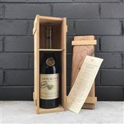 Sale 9905Z - Lot 301 - 1x 1900 Chateau de Laubade, Armagnac - bottled 1974, in original wooden case