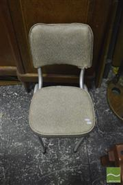 Sale 8390 - Lot 1630 - 4 McCarthur Style Chairs