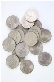 Sale 8835C - Lot 3 - 20 x 1970 Australian James Cook Coins