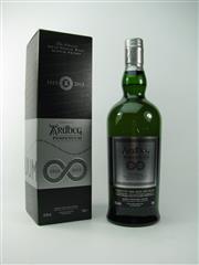 Sale 8329 - Lot 517 - 1x Ardbeg Distillery Perpetuum Islay Single Malt Scotch Whisky - limited edition celebrating 200 years of Ardbeg, 700ml in box