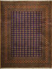 Sale 8338C - Lot 1 - Persian Turkman 300cm x 400cm