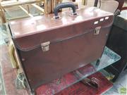 Sale 8593 - Lot 1097 - Leather Briefcase