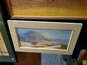Sale 8627 - Lot 2035 - Chris Huber - Untitled, Oil on Board, signed lower right