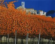 Sale 8693A - Lot 5070 - Phil Greenwood - Autumn Vines 48 x 59cm