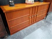 Sale 8688 - Lot 1005 - Unusual Burgess Chest of Six Drawers