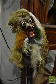 Sale 8472 - Lot 1063 - Vintage Puppet