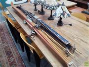 Sale 8601 - Lot 1489 - Collection of Vintage Skis