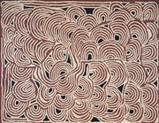 Sale 8901 - Lot 592 - Ningura Napurrula (1938 - 2013) - Wirrulnga 122 x 91cm (framed/ready to hang)