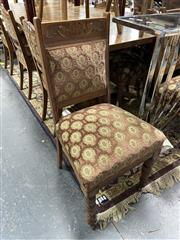 Sale 8896 - Lot 1014 - Collection of 8 Upholstered Dining Chairs