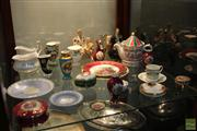 Sale 8288 - Lot 82 - Wedgwood Jasper Ware Dishes with Other Ceramics incl. Salisbury Tea Wares