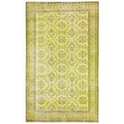 Sale 8761C - Lot 47 - A Vintage Turkish Overdye Carpet, Hand-knotted Wool, 292x177cm, RRP $2,850