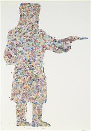 Sale 8896A - Lot 5025 - Bandit - Ned Kelly - Stickem Up! 96.5 x 67 cm