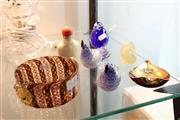 Sale 8304 - Lot 63 - Eamonn Vereker Art Glass Bird with Other Glass incl. Venetian