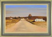 Sale 8325 - Lot 543 - Colin Parker (1941 - ) - At Collector, NSW 60 x 90.5cm