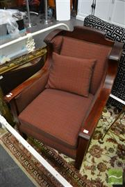 Sale 8489 - Lot 1030 - Art Deco Chair