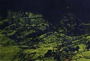 Sale 8838A - Lot 5073 - Morishima Isamu (1935 - ) - Untitled, 1971 55 x 41cm