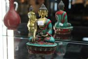 Sale 8308 - Lot 5 - Bronze Figure of Guanyin